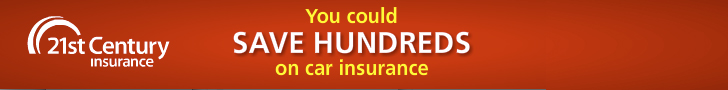 Get an Auto Insurance Quote from 21st Century Insurance