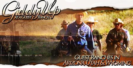 Arizona Utah Amp Wyoming Dude Ranch Guide Road Amp Travel