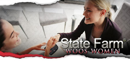 State Farm Insurance Woos Women - How to Protect Your Car ...