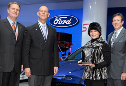 Ford Focus wins 2012 International Compact Car of the Year