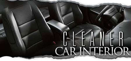 Cleaner Car Interior