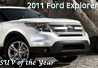 2011 International Car of the Year Awards