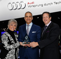 Audi Q5 Named 2014 Most Earth Aware SUV of the Year by Earth, Wind & Power Media
