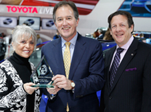 2014 Toyota Corolla Named 2014 Most Earth Aware Car of the Year by Road & Travel Magazine