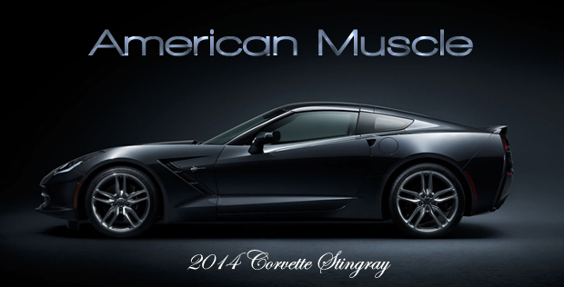 2014 American Muscle - The passion that drives our performance