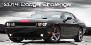 2014 Dodge Challenger Test Drive by Martha Hindes