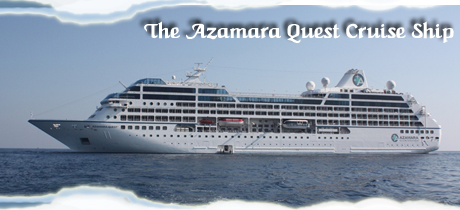 Azamara Quest Cruise Ship Review by Ben Lyons