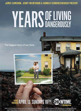 Years of Liviing Dangerously by James Cameron