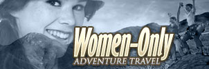 Women-Only Adventure Travel