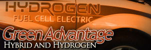 The Green Advantage - Hybrid and Hydrogen