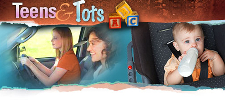 Road & Travel - Teens and Tots
