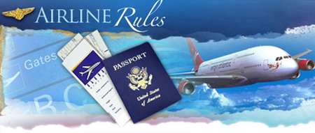Road & Travel - Airline Rules