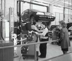 GM Goodwrench Service Center