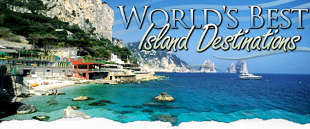 Worlds Best Island Destinations