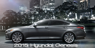 Hyundai Genesis Named in Top 5 Finalissts in 19th Annual International Car of the Year Award