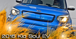2015 Kia Soul EV Named in Top 5 Finalists in 19th Annual International Car of the Year Award by Road & Travel Magazine