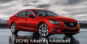 2015 Mazda Mazda6 Named in Top 5 Finalists of 19th Annual International Car of the Year Award