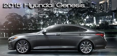 2017 Hyundai Genesis New Car Test Drive Written By Bob Plunkett