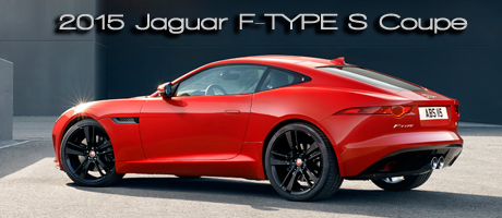 Jaguar FType Coupe Road Test Review ROAD TRAVEL Magazine - 2015 jaguar f type s