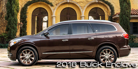 2016 Buick Enclave Road Test Review