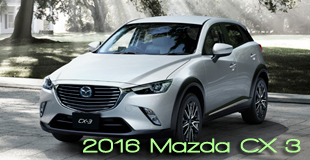 2016 Mazda CX-3 Named in Top 5 Finalists for International Car of the Year 20th Anniversary