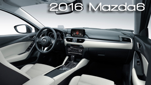 Step inside to the world of luxury with the all new 2016 Mazda Mazda6 written by Bob Plunkett