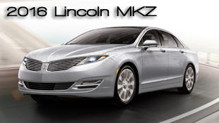 Welcome to the Lap of Luxury - All New 2016 Lincoln MKZ - Road Test by Bob Plunkett