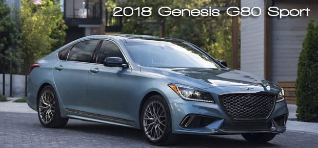 2018 Genesis G80 Sport Road Test Review