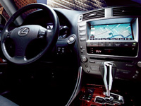 2006 lexus is 250 lexus is 350 new car reviews by martha hindes road travel magazine. Black Bedroom Furniture Sets. Home Design Ideas