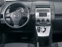Captivating 2007 Mazda5 Interior