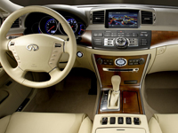 2008 Infiniti M35 Amp M45 Road Test Reviews By Martha Hindes