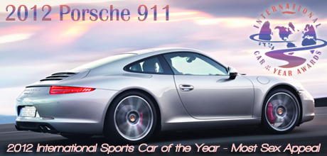 Road & Travel Magazine's 2012 Sexy Car Buyer's Guide - Top 10 Hottest Cars for 2012