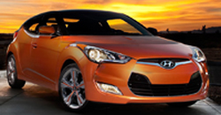 2012 Hyundai Veloster Named International Sporty Coupe of the Year - Most Personality by Road & Travel Magazine