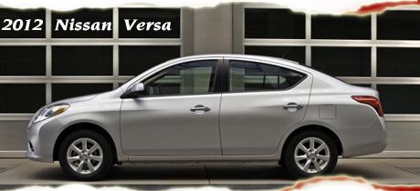 2012 Nissan Versa Road Test