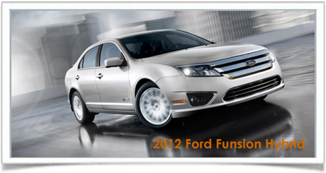 2012 Ford Fusion Hybrid Road Test Review