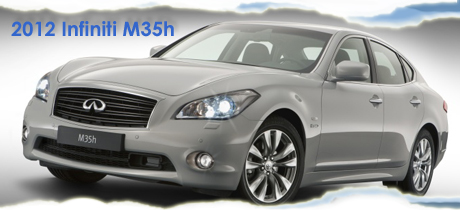 2012 Infiniti M35h Road Test Review