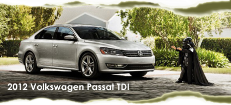 2012 Volkswagen Passat TDI Road Test Review - Road & Travel Magazine's 2012 Green Car Buyer's Guide