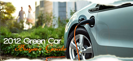 Road & Travel Magazine presents its 2012 Green Car Buyer's Guide written by Martha Hindes