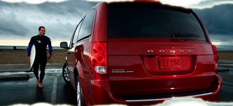 2012 Dodge Caravan Minivan Road Test Review by Martha Hindes