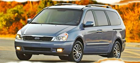 2012 Kia Sedona Road Test Review by Martha Hindes