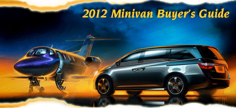 2012 Minivan Buyer's Guide by Martha Hindes