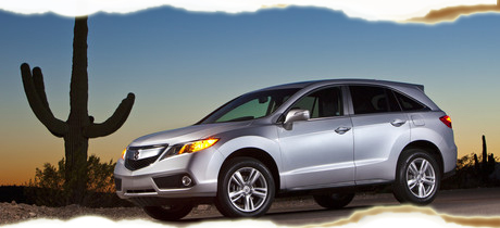 Acura  2012 on 2012 Acura Rdx Road Test Review   Road   Travel Magazine S 2012 Suv