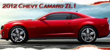 2012 Sexy Car Buyer's Guide - 2012 Chevrolet Camaro ZL1