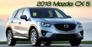 Mazda CX-5 Named 2013 Earth, Wind & Power Truck of the Year - Most Earth Friendly