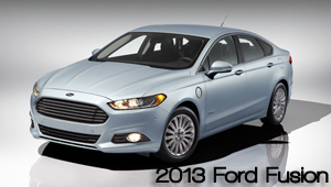 2013 Ford Fusion Energi Review - 2013 Green Car Buyer's Guide