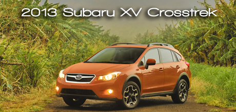 2013 Subaru XV Crosstrek Road Test Review by Martha Hindes : Road & Travel Magazine's 2013 CUV Buyer's Guide