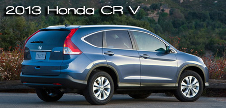 2013 Honda CR-V Road Test Review by Martha Hindes - RTM's 2013 CUV Buyer's Guide