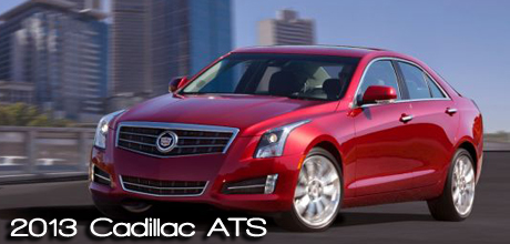 2013 Cadillac ATS Road Test Review by David Merline