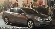 2013 Luxury Sedan Buyer's Guide : Road & Travel Magazine