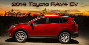 2014 Toyota RAV4 EV Road Test Review by Martha Hindes